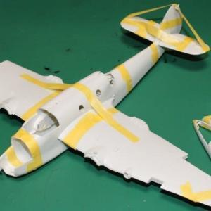 1/72 Encore Bristol Beaufort Mk.Ⅱその2