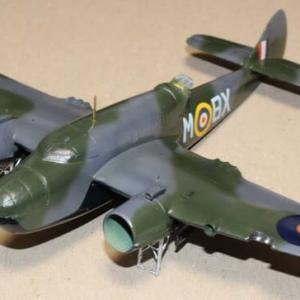 1/72 Encore Bristol Beaufort Mk.Ⅱその4