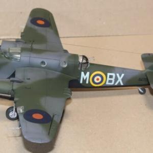 1/72 Encore Bristol Beaufort Mk.Ⅱその5 完成