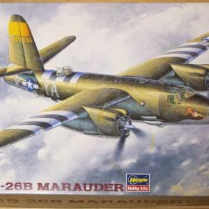 1/48 Revell B-26 Marauder 1