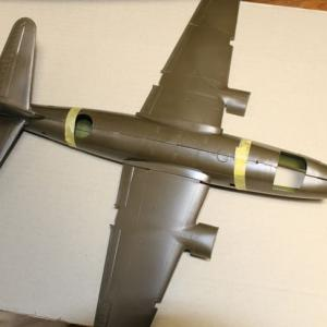1/48 Revell B-26 Marauder 4
