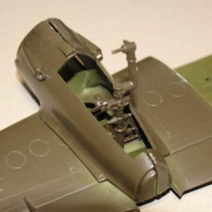 1/48 Revell B-26 Marauder 7