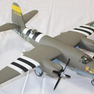 1/48 Revell B-26 Marauder 12(完成)