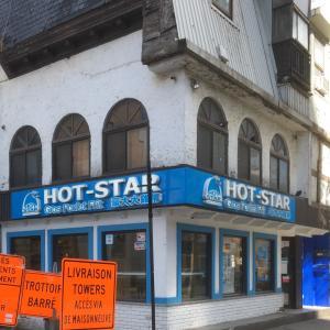 モントリオールで台湾のフライドチキン!HOT-STAR