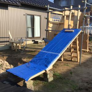 余談6. DIY日記 滑り台