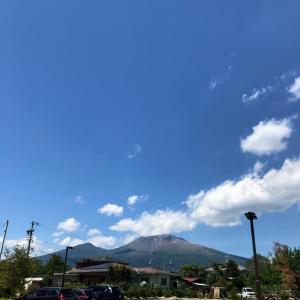 軽井沢も暑いです