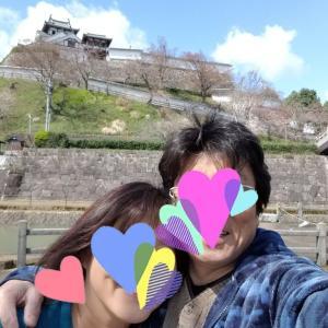 ラブラブデート💑福知山城の巻🏯