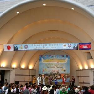 カンボジアフェス2019でリベンジ!~主食編