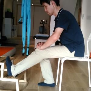 脳梗塞や脳出血、パーキンソン病の方が踵でしっかりと荷重する為には?~踵荷重で足をふみ出しやすく~