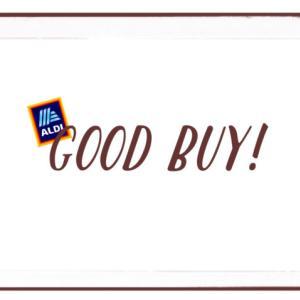 ALDIのエコ関連グッズは良かった!買ったもの達!