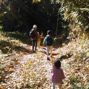 娘が初登山に行ってきました〜斜面への滑らない足の置き方、体の使い方〜