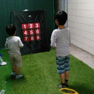 キャッチボールができる場所が少なくなりました〜はじめてのキャッチボールの練習に〜