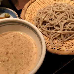 日本酒、刺身も旨い蕎麦屋で〆の一杯【壱 本店】
