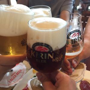 美味いビールと抜群のロケーション【キリンシティ+ 横浜ベイクォーター店】