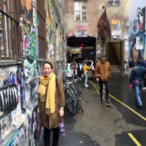 私とベルリンのヒストリー