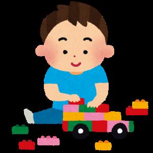 """彡""""c「レゴ楽しかったでしゅ」彡(^)(^)「ほな片付けようか」グニッ"""