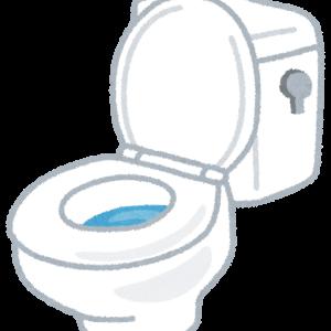 彡(^)(^)「う~トイレトイレ、おっちょうど一つ空いてるやん」