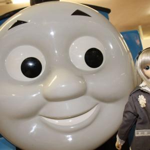 娘(人形)と静岡県西部をドライブしてきたで!