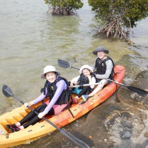 【オクマナビ】沖縄本島北部オクマから海の森マングローブをカヤックで見に行こう‼️