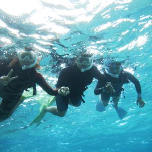 【オクマナビ】海もいつも貸切状態!コロナに負けない体力づくりを✨