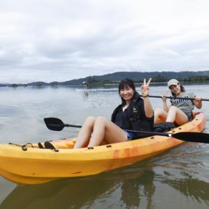 【オクマナビ】沖縄本島北部オクマから海の森マングローブをカヤックで見に行こう