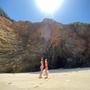 【オクマナビ】沖縄の海で写真撮影!楽しいSUP体験コース(笑)