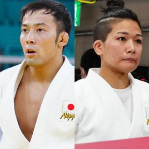 おめでとう、高藤選手、渡名喜選手!