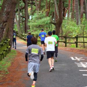 敦賀マラソン応援
