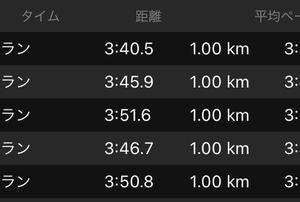 5000m走ってみる
