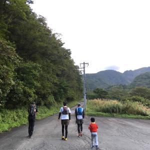 厳しい山です、経ヶ岳