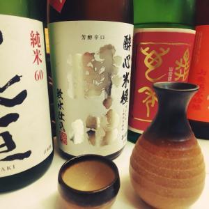 自分なりの、日本酒楽しみかた☆