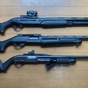 新しい猟銃を追加しました!