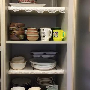 【ご感想】キッチンの食器