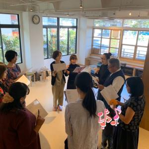 【活動報告】1Dayワークショップ@studio cafe cucuru(八潮)