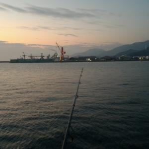 1月6日 初釣り ショアジギング