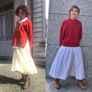 真似っこコーデとアラフィフ女子が洋服を楽しむこと