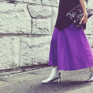 アラフィフ女子のファッションのお悩みは色々あるけれど‥
