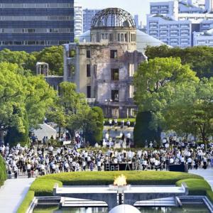 広島原爆の日、76回目を迎えて