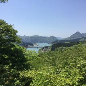 麒麟山に登る 阿賀町