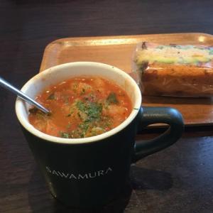 朝食 ベーカリー&カフェ沢村 広尾プラザ