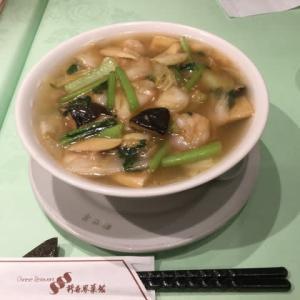 海老そば 新世界菜館 神保町