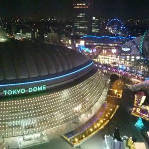 思い出の東京ドーム♪