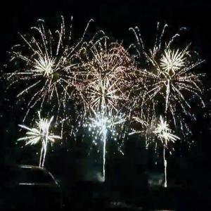 HANABI花火♪感性を高め、真夏の想い出ができました。