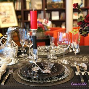 ワインを美味しく魅せる大人リュクスなテーブルで楽しむモンドールチーズ♪レッスンのご案内