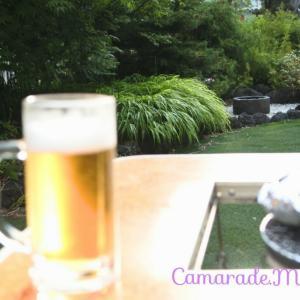 お気に入りの場所 My Gardenで過ごす休日♪