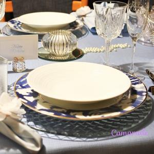 幸せな食卓♪ 夫婦共同作業で優しくゆったりと過ごす時間