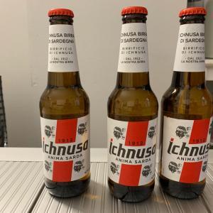 イタリアの夏はビール