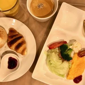 ビジネスホテルの朝ごはん(山形)