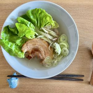 冷麺(北村麺家)、水餃子