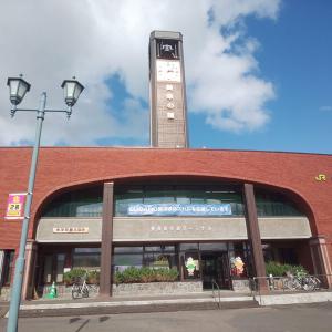 【廃線】美深駅2階にある日本一の大赤字路線「美幸線資料館」